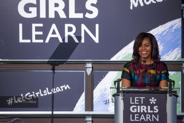 "First Lady Celebrates ""Let Girls Learn"""