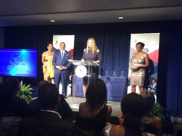 The Legacy Continues for Howard's School of Communications