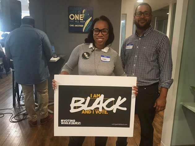 PAC Uses Technology To Target Black Millenial Votes