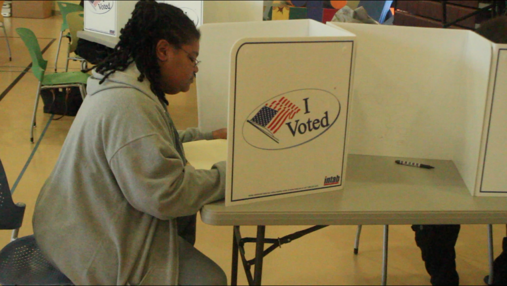 Virginia Former Offender Votes for the First Time