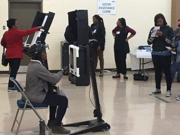 Polling location change leaves some Ward 1 voters scrambling in D.C.