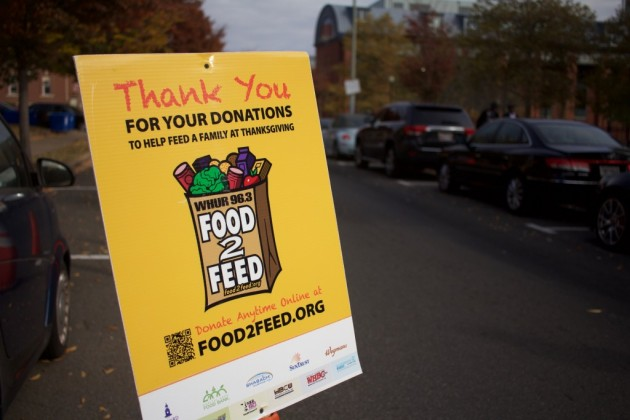Food2Feed Helps DC Area Families at Thanksgiving