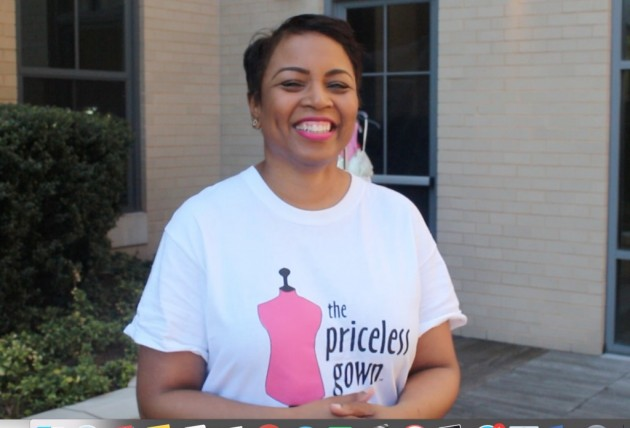 DC Priceless Gown Project
