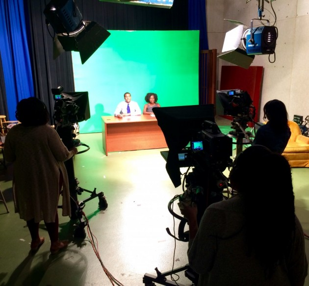 News You Can Use: Student-Produced NewsVision Newscast