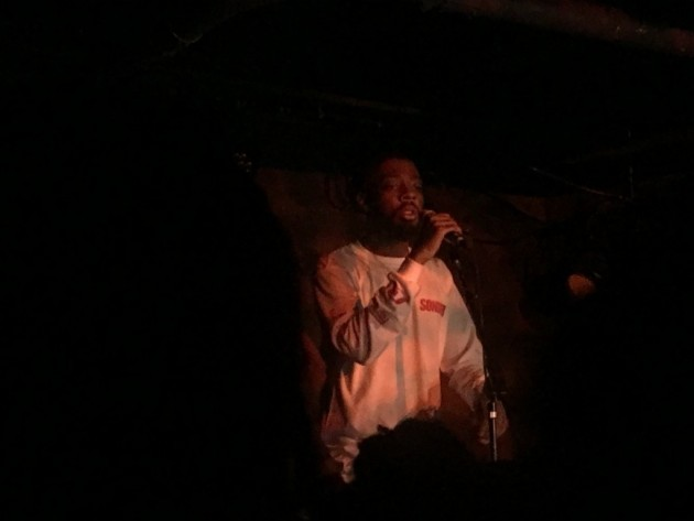 Brent Faiyaz and Sonder connect with D.C. fans with soothing performance