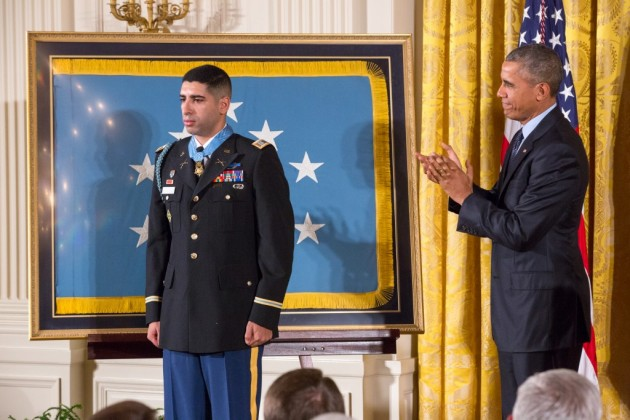 Immigrant Awarded Nation's Highest Honor