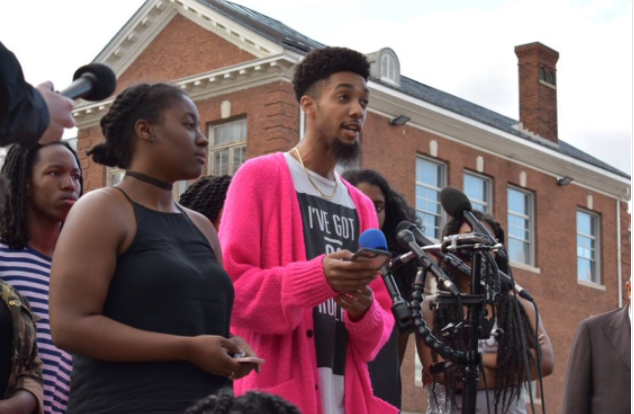Howard Students Vow to Occupy Administration Building Until President Frederick Resigns