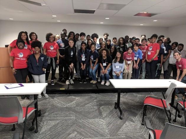 School of Business Hosts Howard University's 4th Annual Bison Hacks
