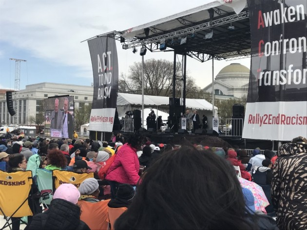 Fifty Years After the Assassination of MLK, Many Still Rally to End Racism