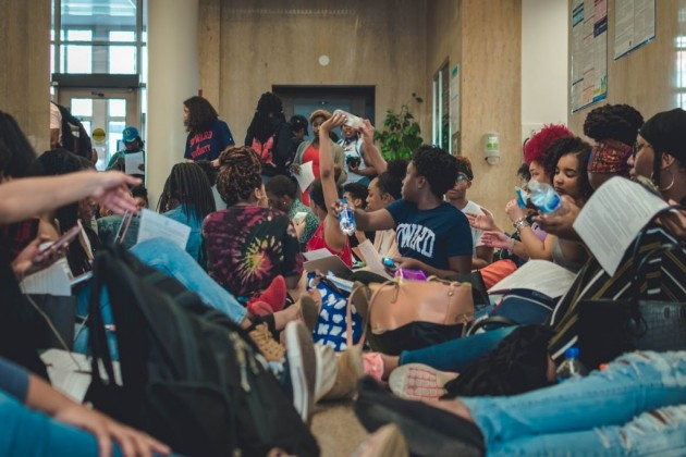 The Longest Student Sit-In in Howard's History Comes To An End