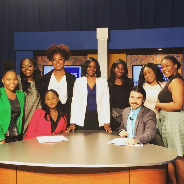 NewsVision Newscast Spring 2018