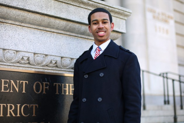 D.C's Youngest Mayoral Candidate Will Make Big Changes within DCPS if Elected