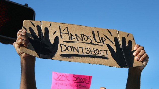 "How ""Hands Up, Don't Shoot"" Went Viral"