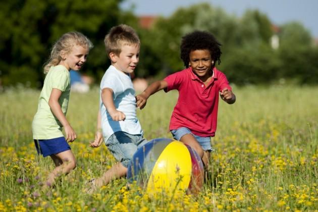Establishing Play for Homeless Children
