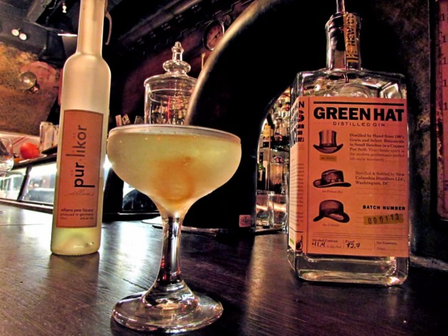 The Secret Behind the District's Famous Green Hat Gin