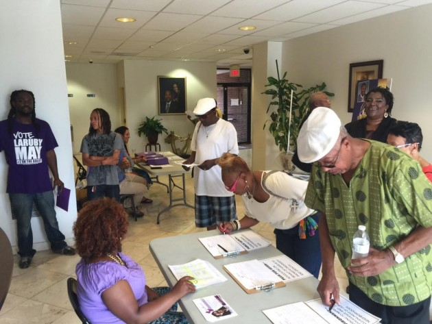 Councilwoman, Residents Outline Plans for Ward 8