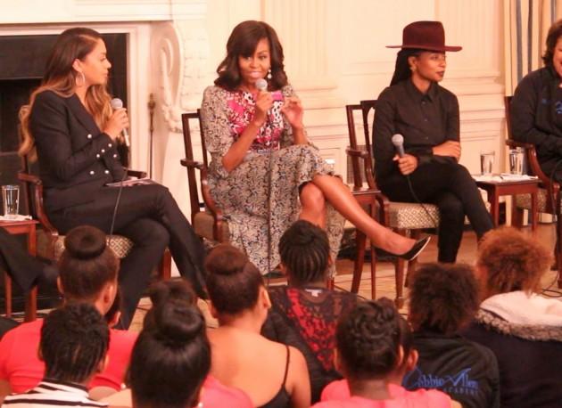 Celebrating Black History, Dance at the White House