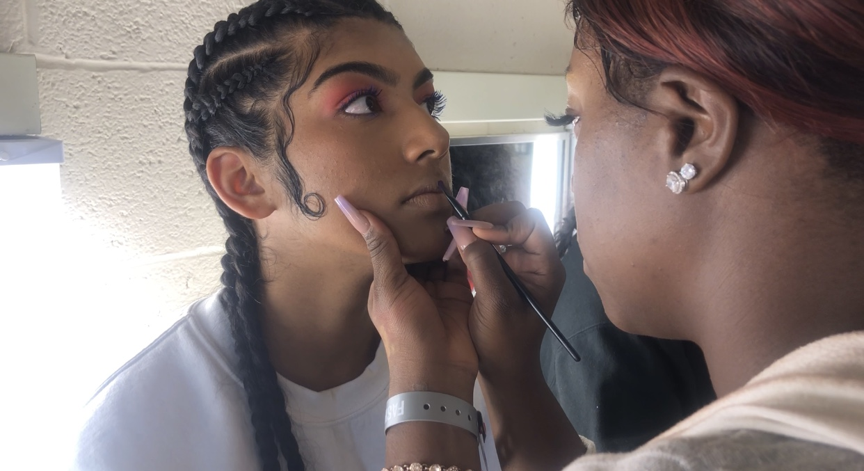 Behind-the-Scenes of Howard University's 2018 Fashion Show