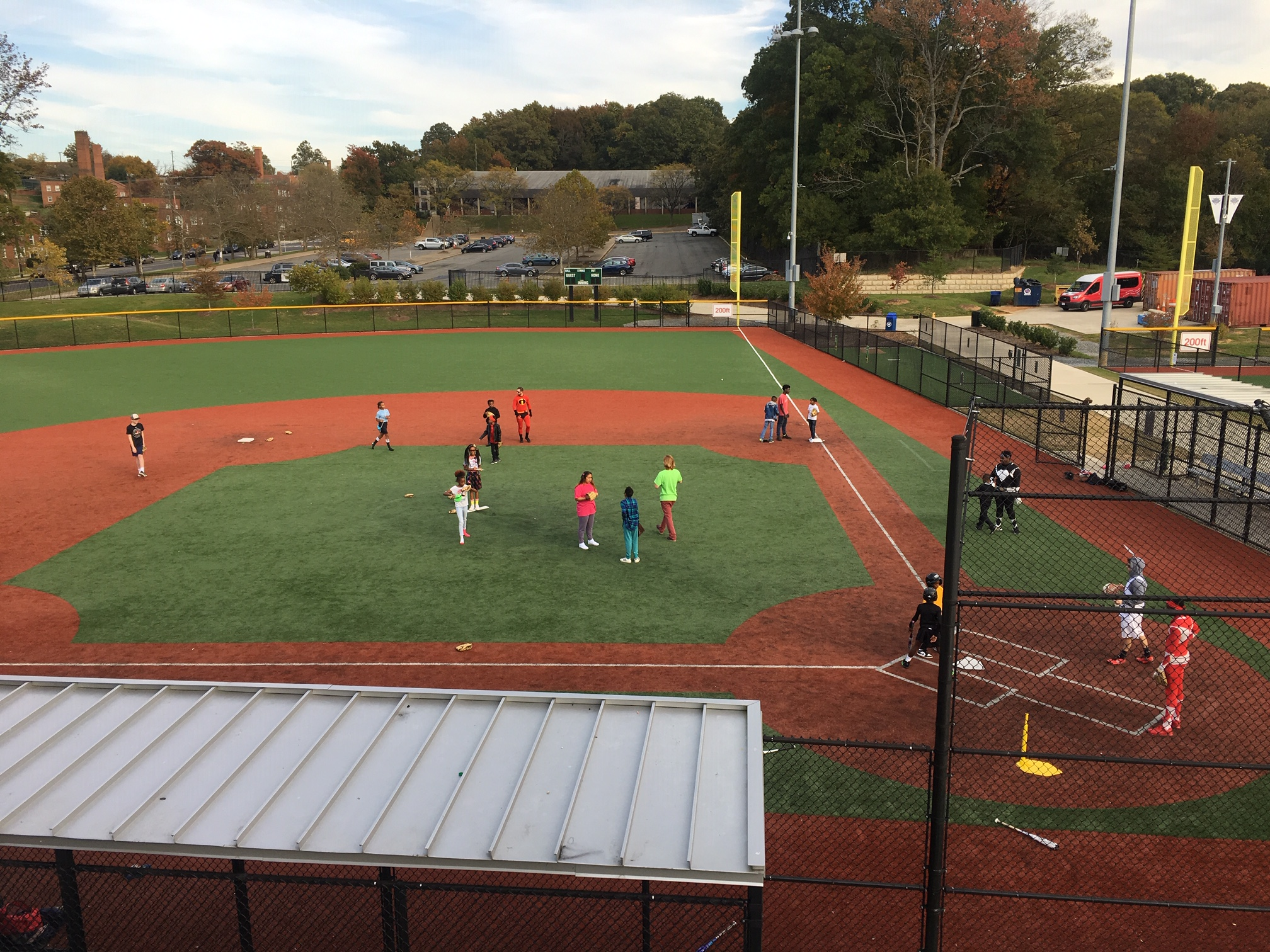 The Washington Nationals Youth Baseball Academy Makes Sure Kids Don't Strike Out
