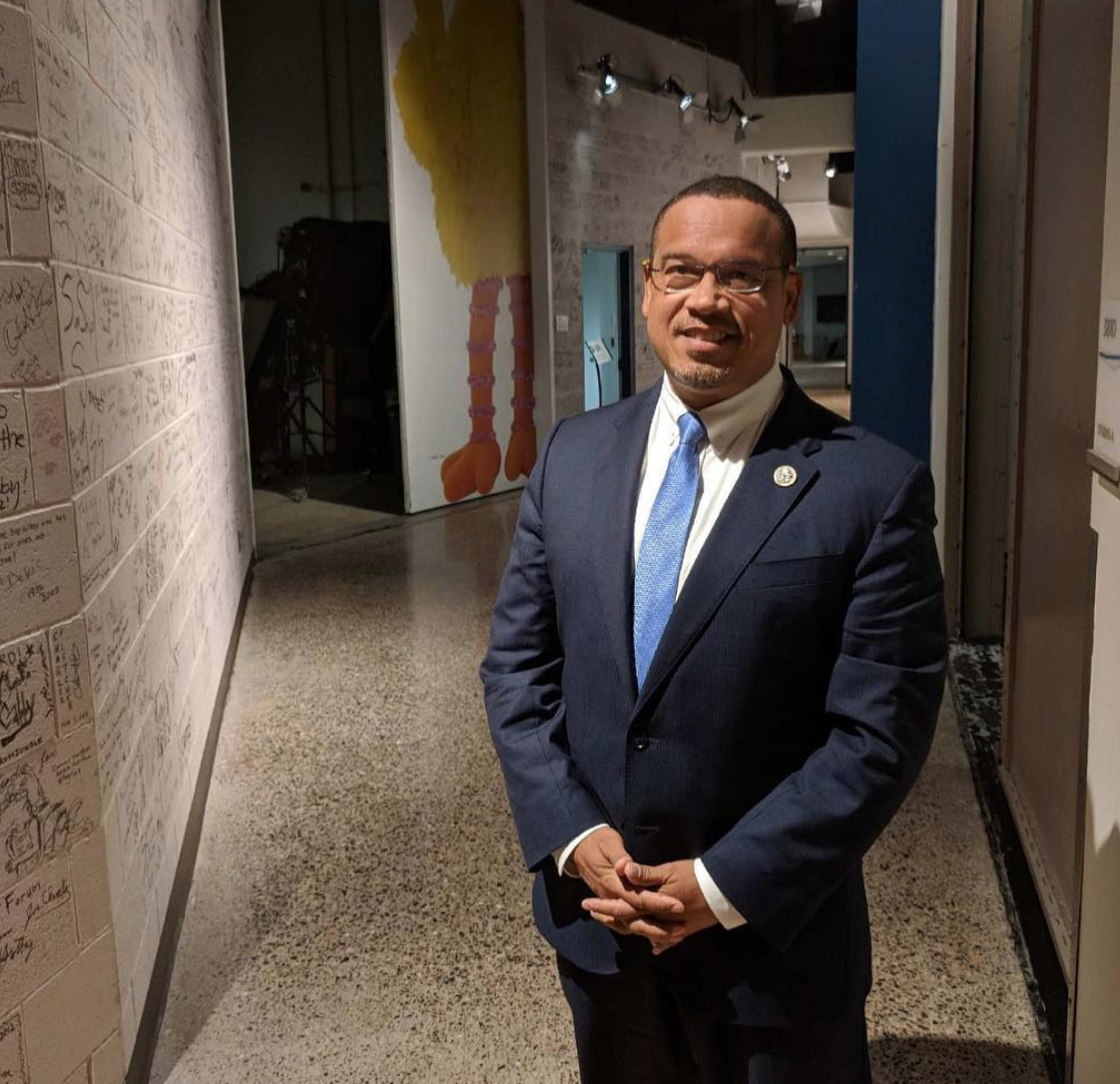 Some See A Double Standard in the Abuse Allegations Against Minn. Rep. Keith Ellison