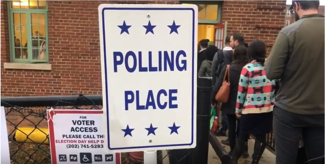 First Time Voters DC, Midterm Elections 2018