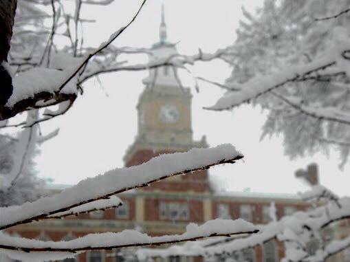 Howard University Endures the Polar Vortex