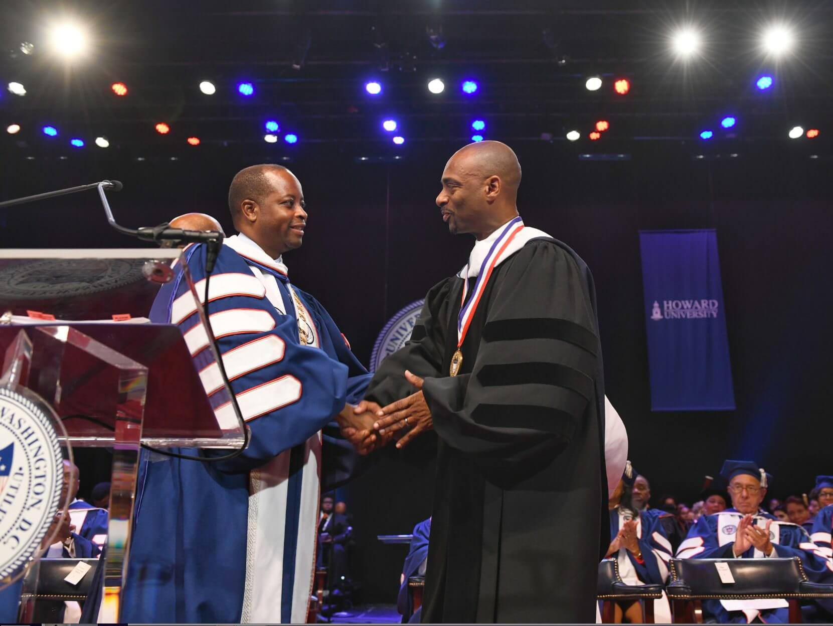 Howard Students Called To Follow Their Dreams At Convocation