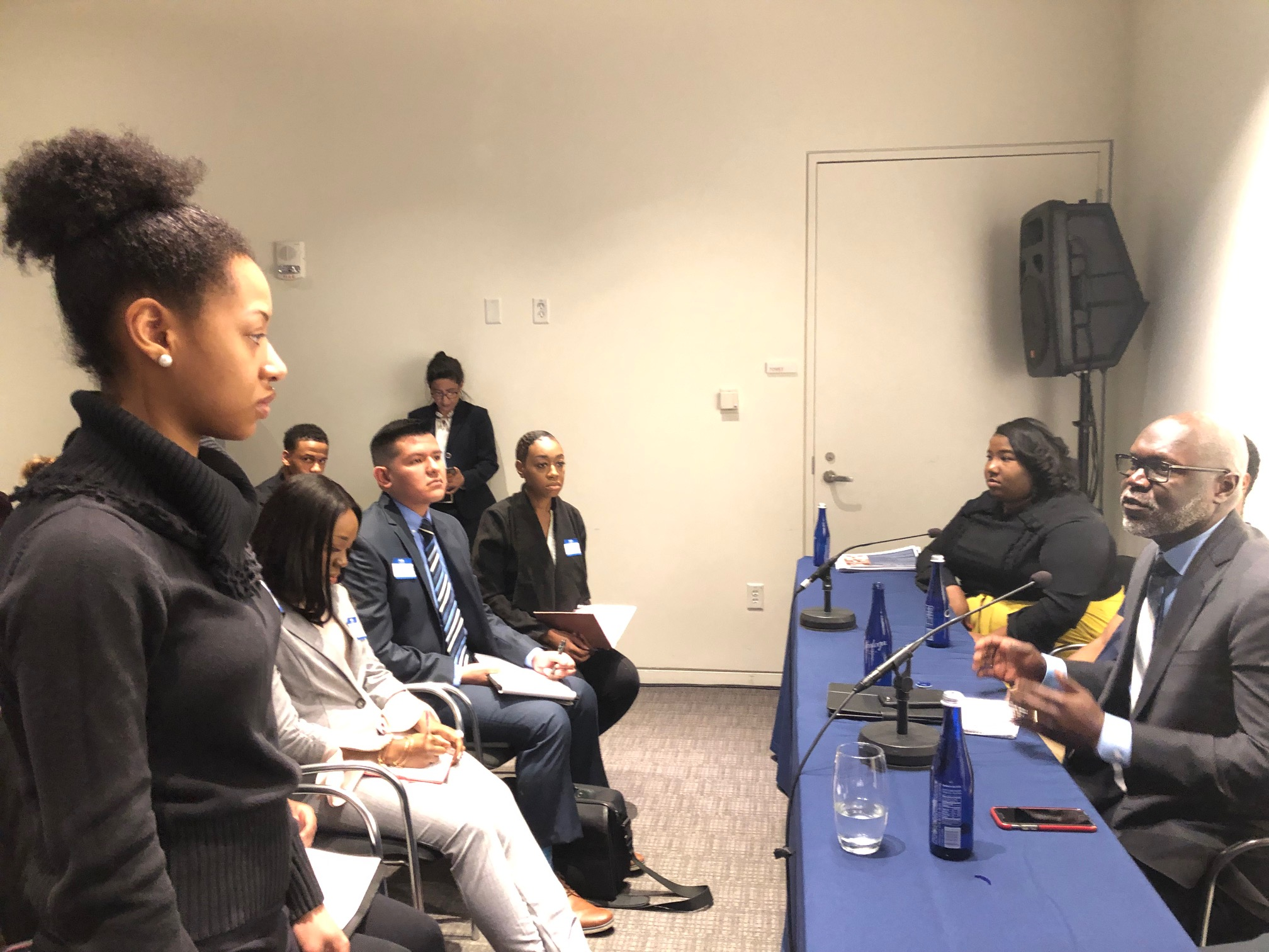 So you want to make it in Journalism? Howard Univ Panel Provides Insight from Experts