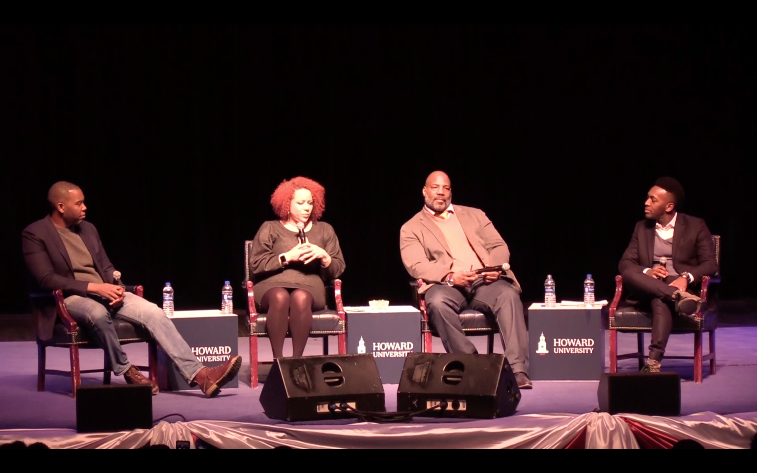Esteemed Journalists Keep It Real During Howard University's Power of the Pen Panel