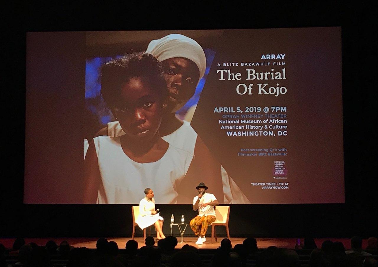 Ghana-based Film 'The Burial of Kojo' Debuts At NMAAHC