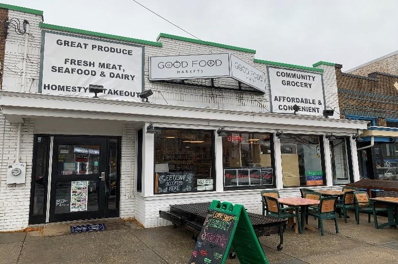In Ward 5, A Community Food Market Serves Neighborhood in Food Desert