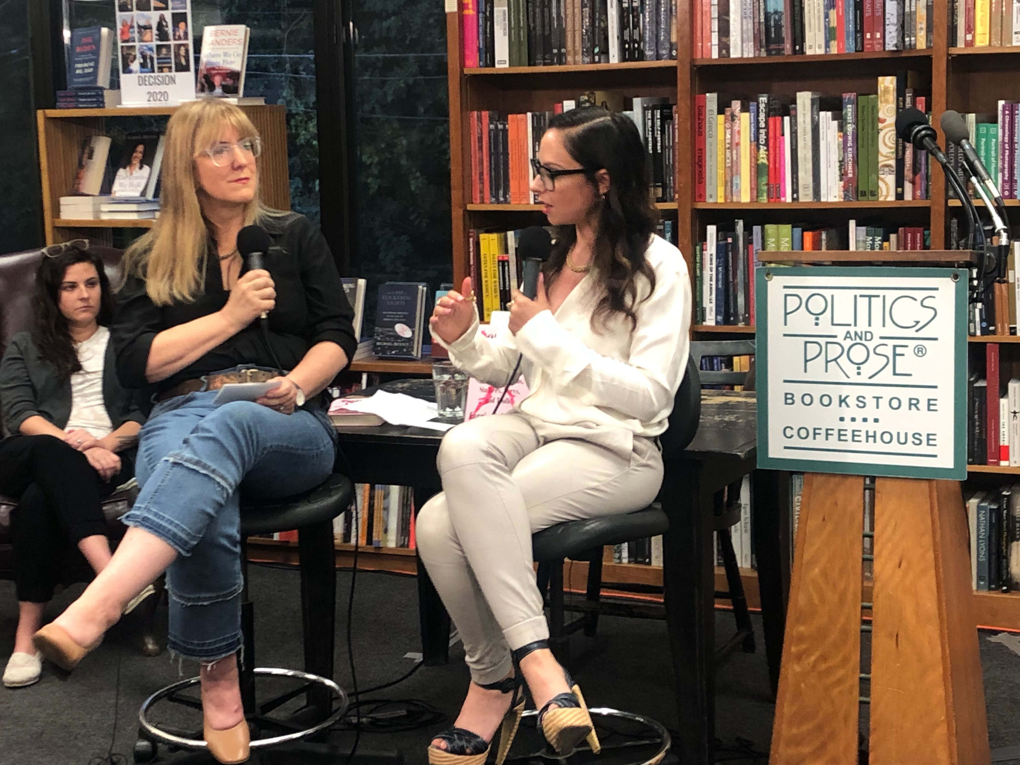 A Conversation With Carrie Goldberg