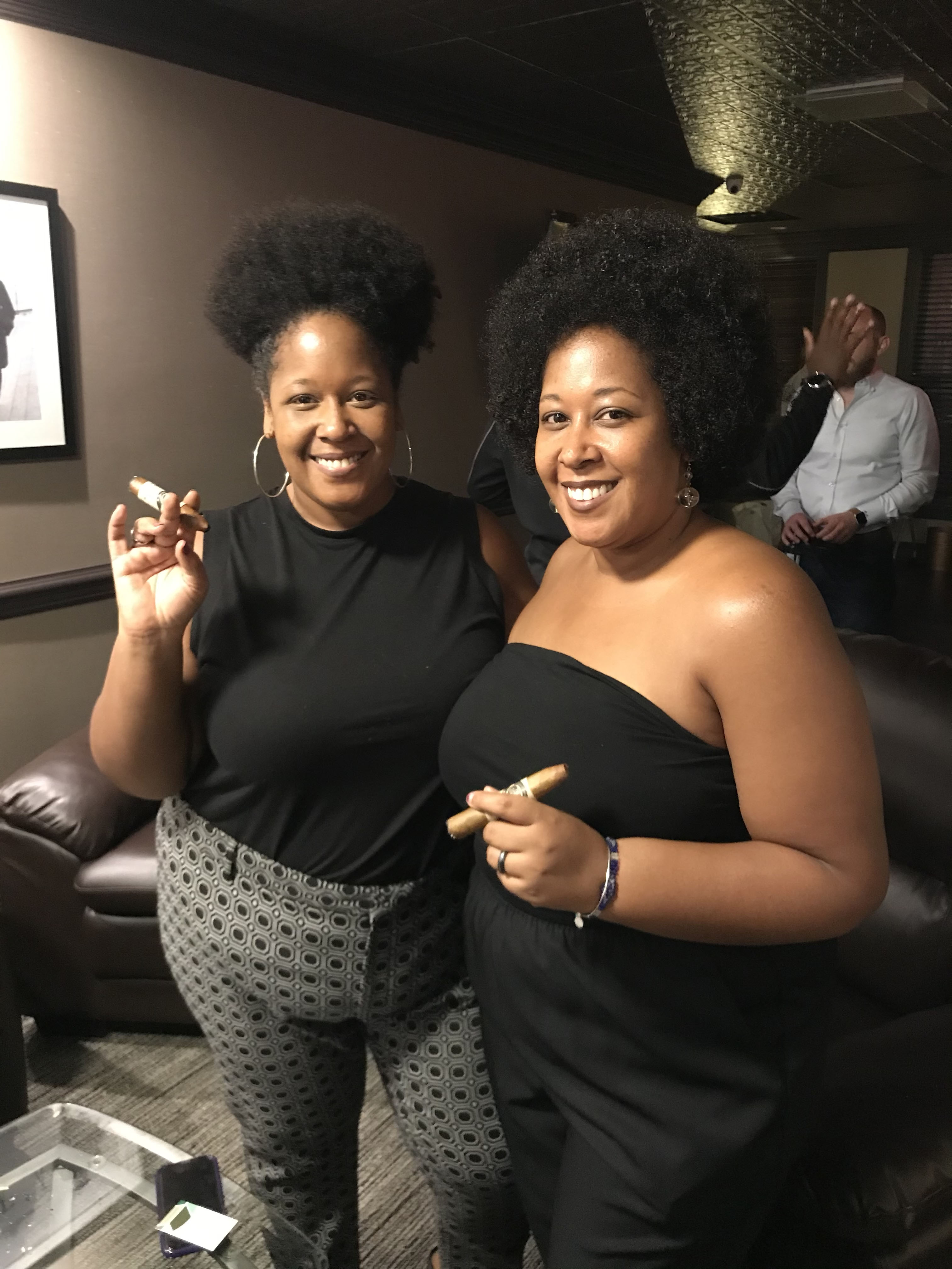 Afro-Cuban American Sisters Breathing New Life In The Cigar Industry
