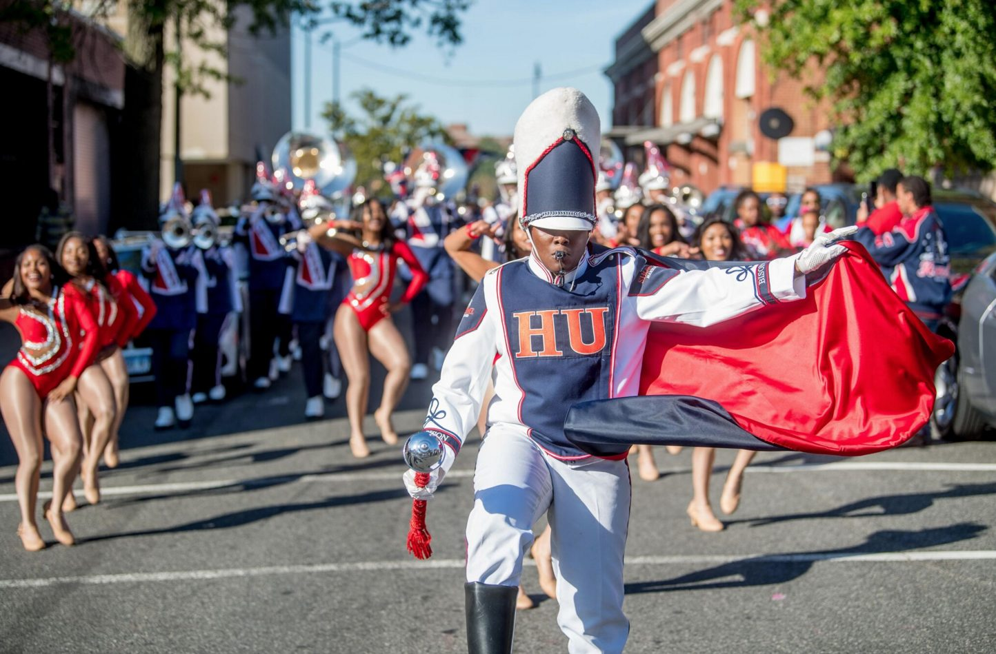 FORWARD to Howard University's 2019 Homecoming