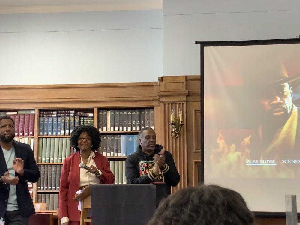 Howard University's Africana Film Discussion Casts Spotlight on Black Cowboys