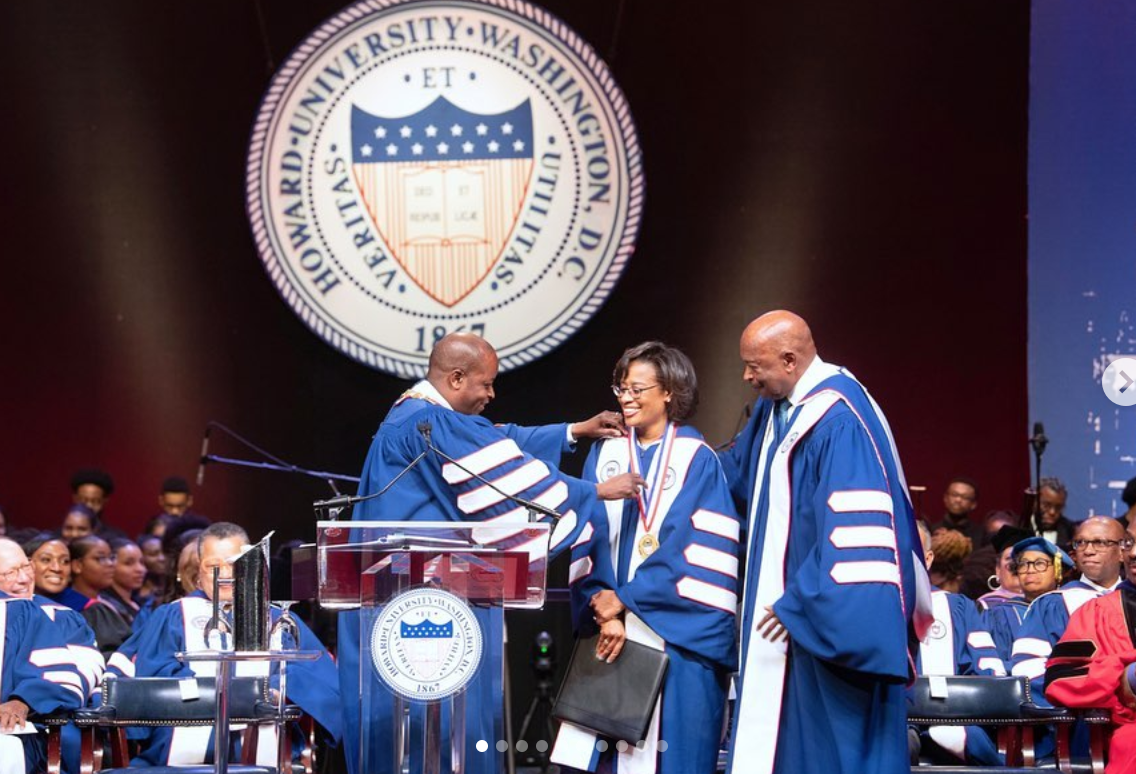 Howard Trustee Hails University For Charting Excellence For Black America