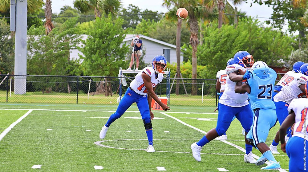 Florida Memorial University Football Play their First Game in over Sixty Years