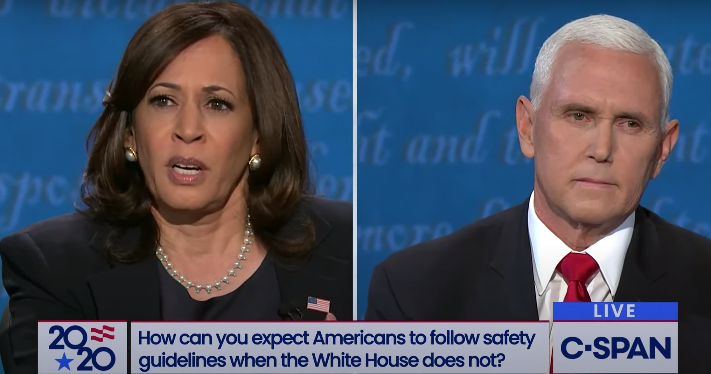 Kamala Harris' Performance In The Debate Highlights Larger Issue Around 'Manterruption'