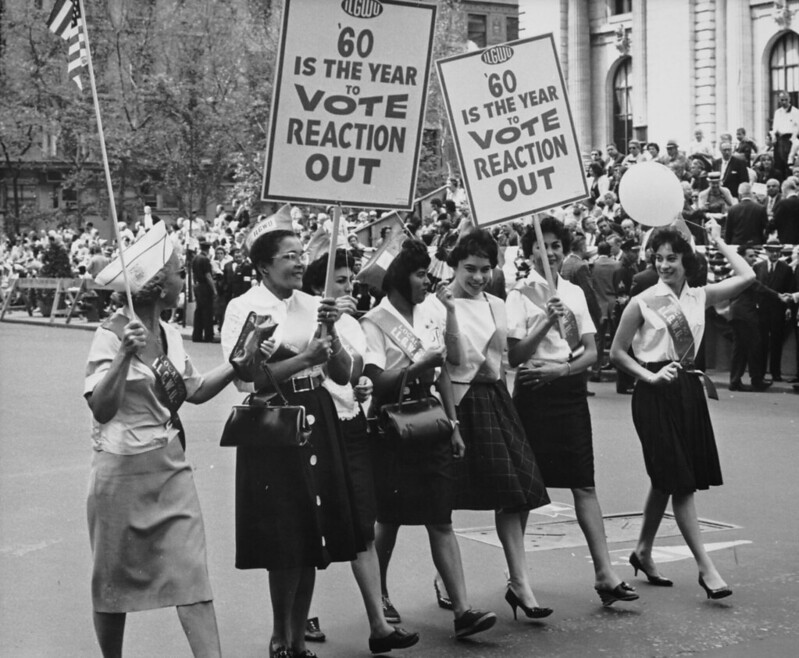 As The 2020 Election Nears Black Elders See History Repeating Itself