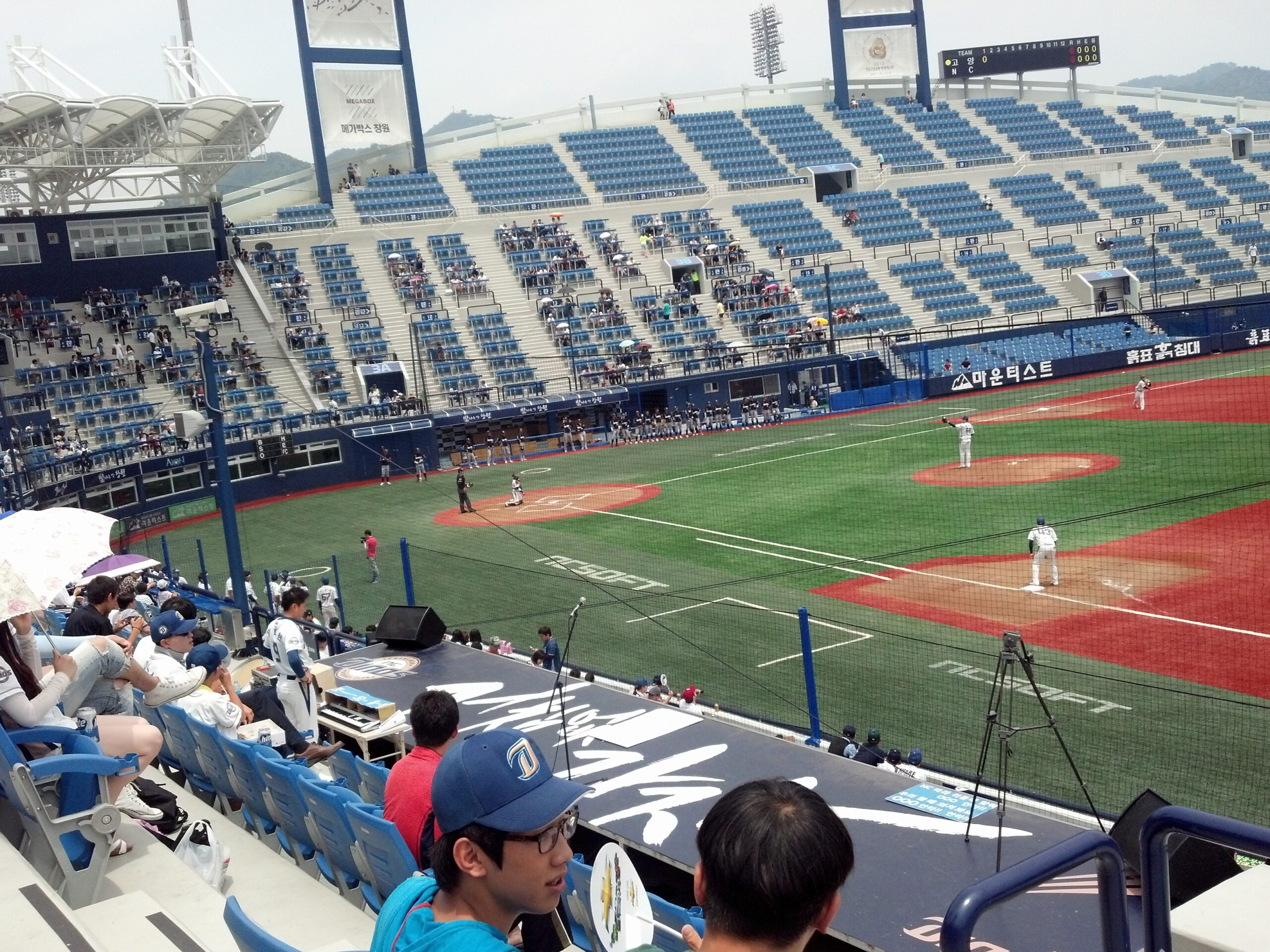 The Growth of the Korean Baseball Organization in 2020