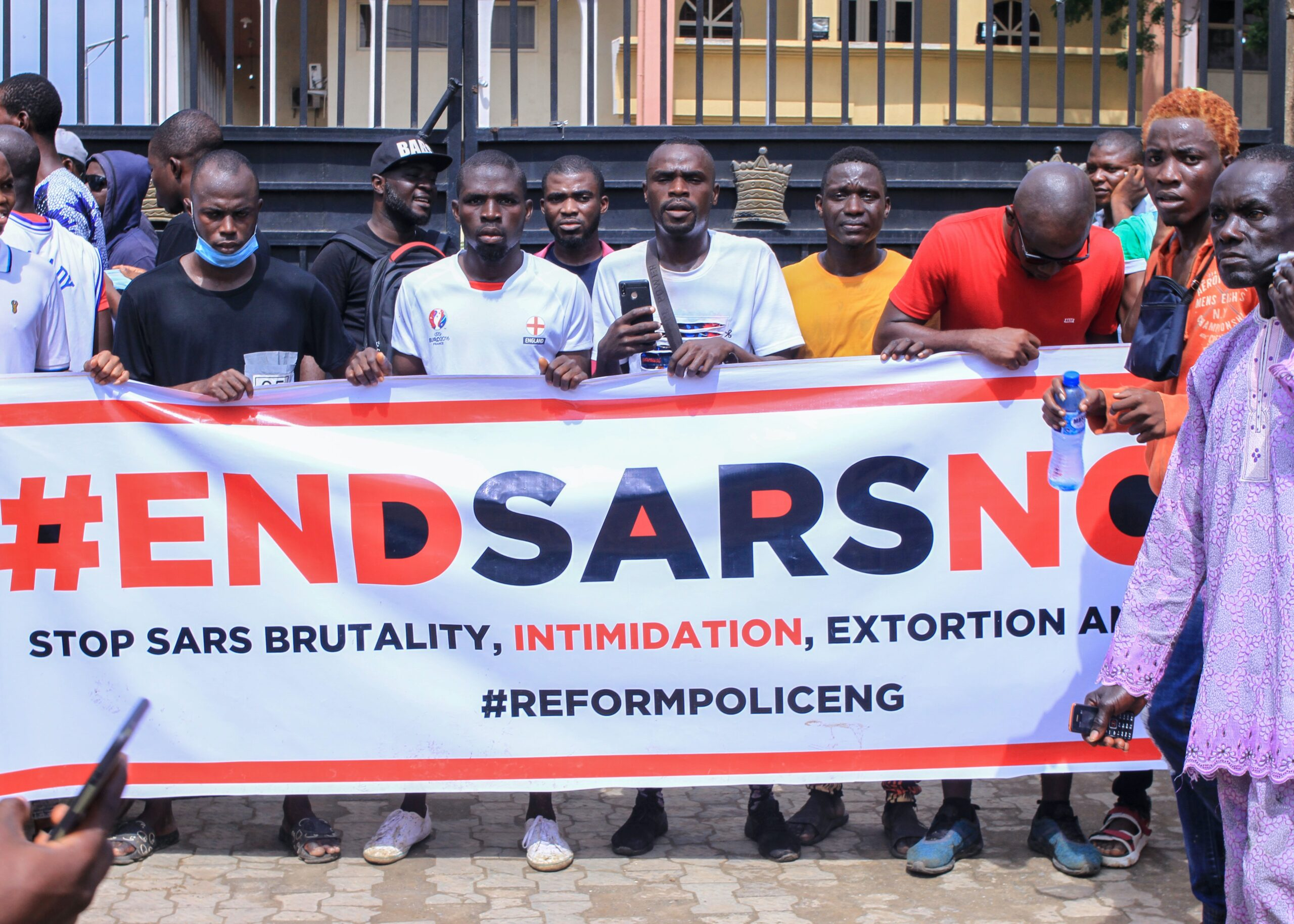 'End SARS' Nigeria's Fight Against Police Brutality.