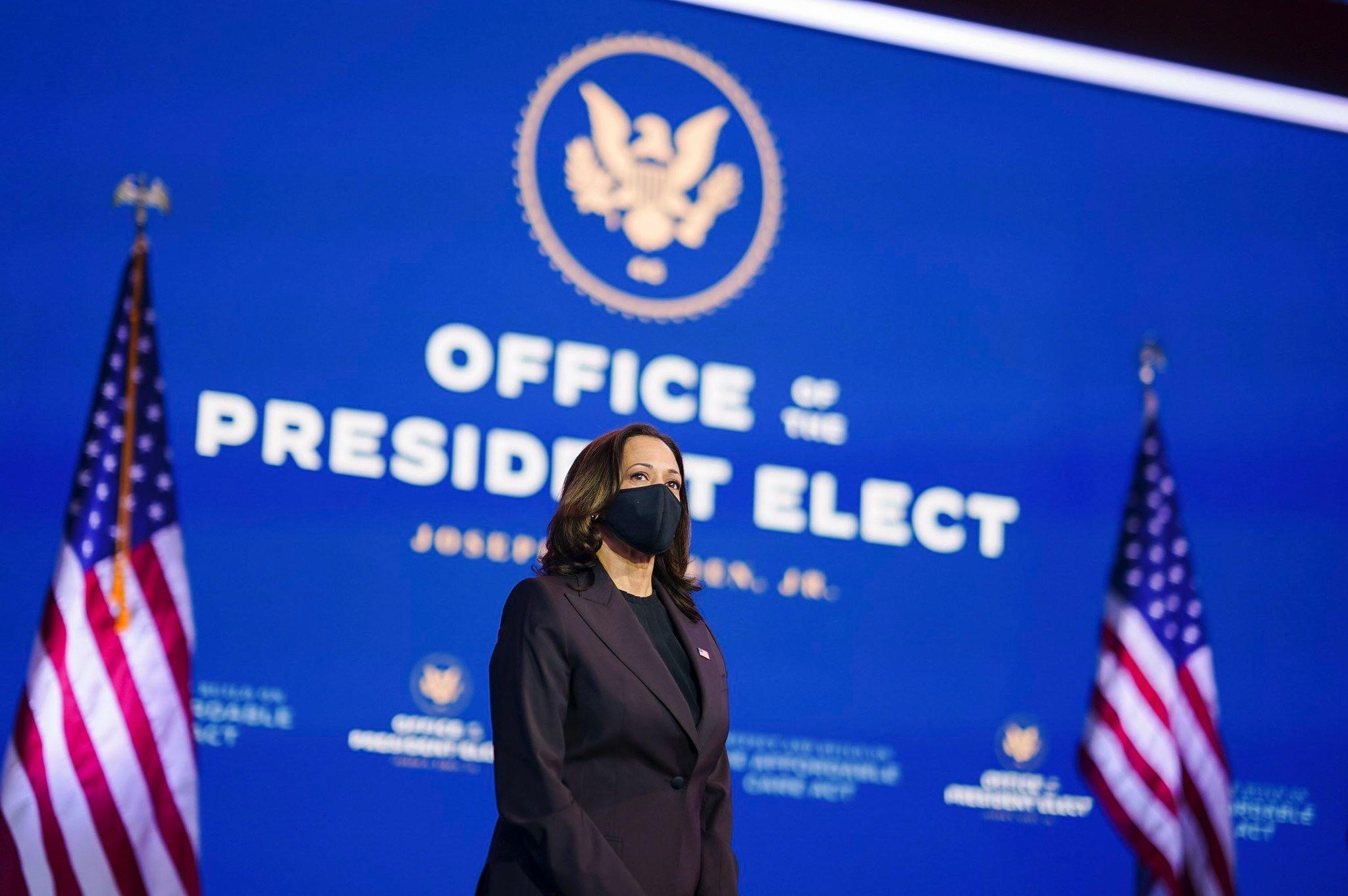 Setting a Path Forward: Sen. Kamala Harris' Historic VP Win Inspires, Motivates Women of Color