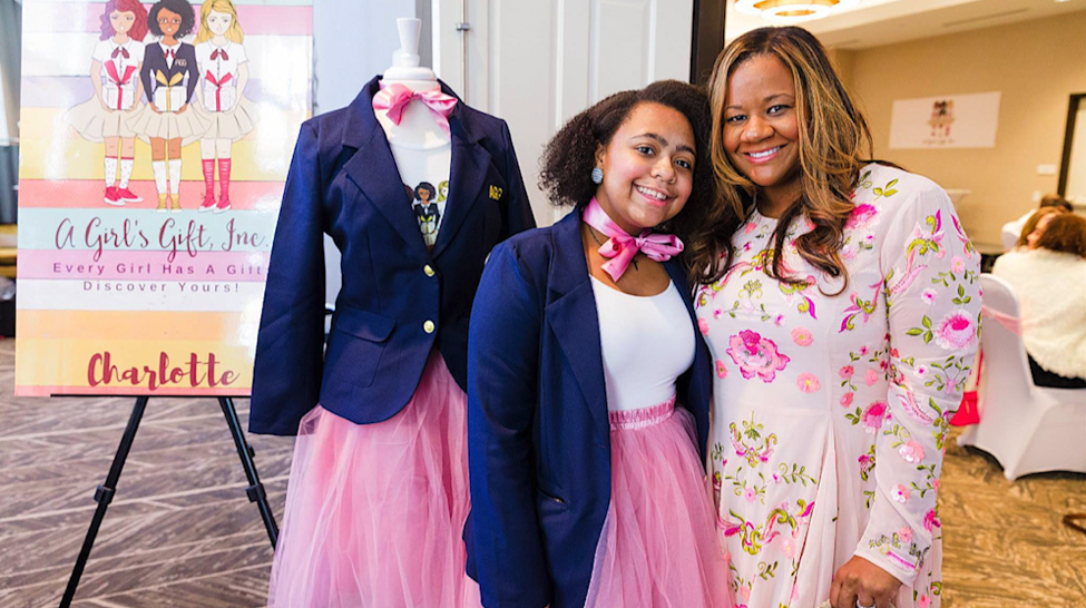 """Non-profit """"A Girl's Gift"""" Gives Back, Moves Forward"""